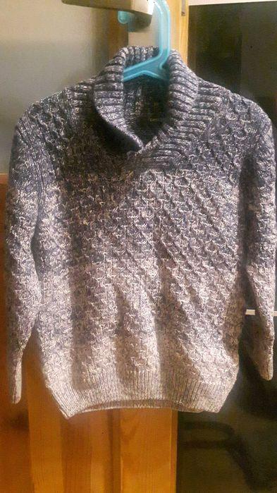Sweterek chłopięcy 5-6 lat 110-116cm Kłodzko - image 1
