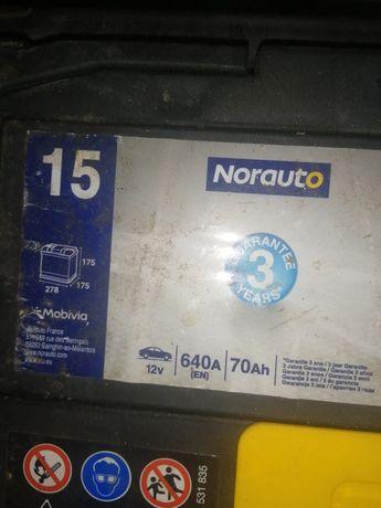 Bateria Norauto 70ah