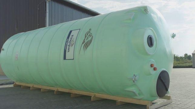 Zbiornik na nawozy płynne RSM, ASL - Agrimaster 22000l Kingspan