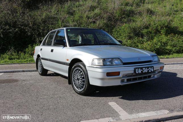 Honda Civic 1.4 Dualcarb