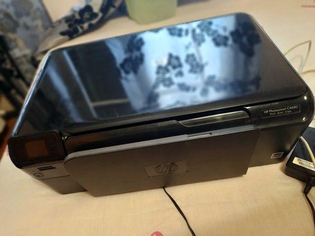 Impressora HP photosmart C4680 como nova