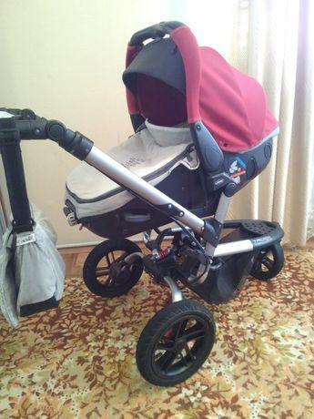 Детская коляска Jane Trider Matrix Light 2 в 1(автокресло)