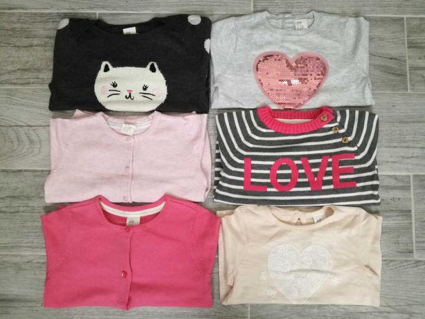 H&M * sweter/sweterek *86 * do wyboru