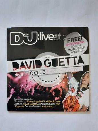 Продам CD диск David Guetta.