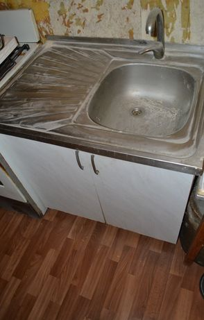 мойка из нержавеющей стали тумба для посуды раковина нержавейка