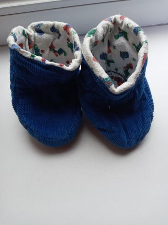 Пинетки детские тапочки