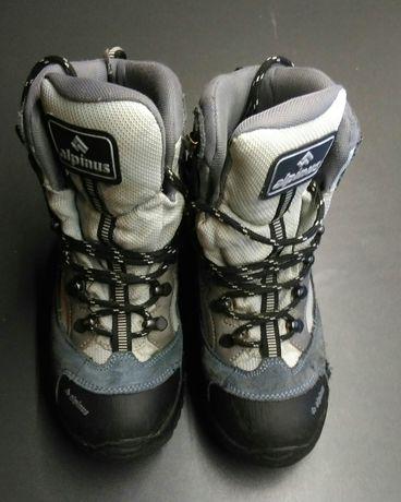 Buty trekkingowe górskie ALPINUS Hydrotex 37 Vibram wkladka 23