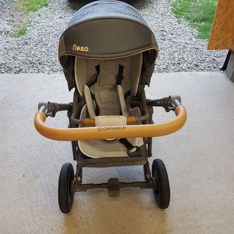 Wózek 3w1 Camarelo