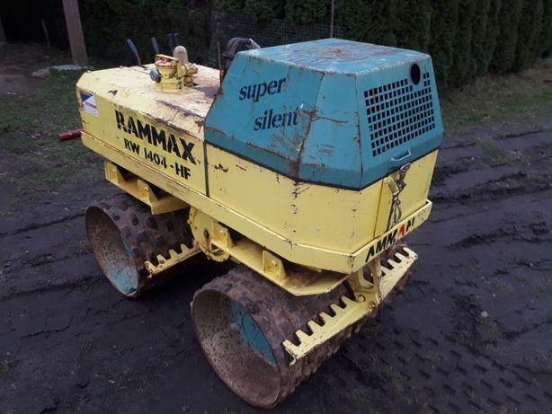 Walec okołkowany Amman-Rammax diesel 1450 kg