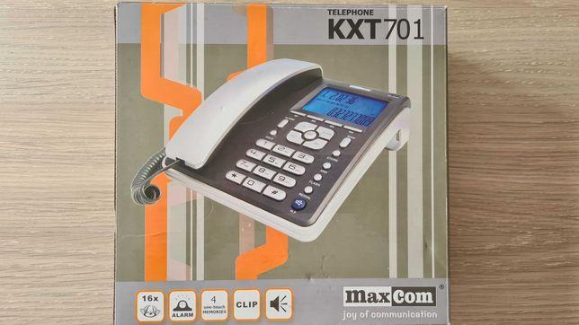 Telefon stacjonarny MaxCom KXT701