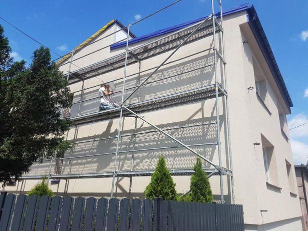 Budowy remonty docieplenia kostka brukowa