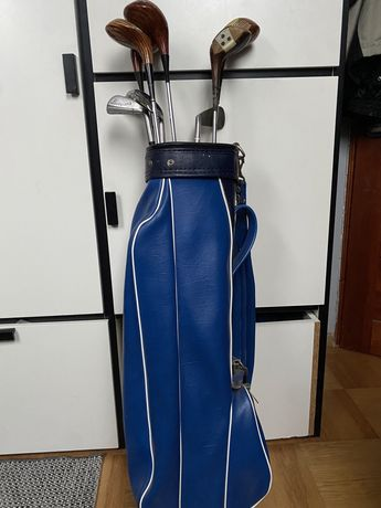 Kije golfowe + torba (Wilson Macgregor)