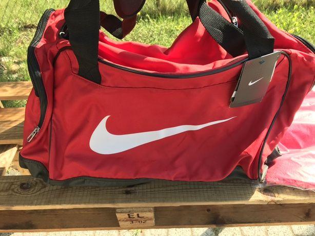 Torba sportowa Nike duża rozm L.