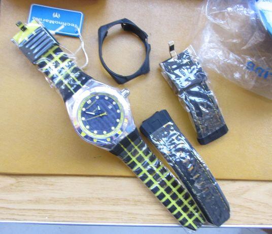 Часы швейцарские TechnoMarine TM-115218 мужские, новые.