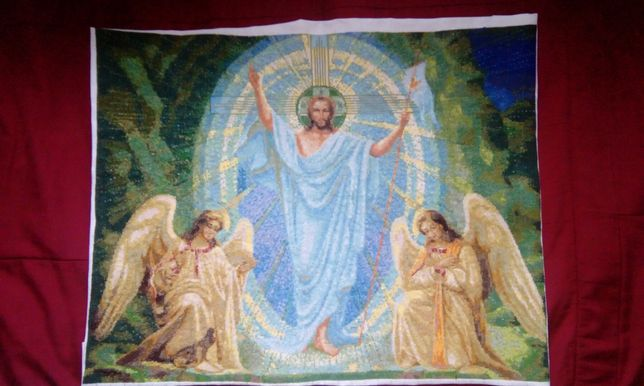 Ікона хрестиком икона крестом