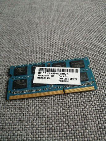 Zamienię pamięć RAM dd3.