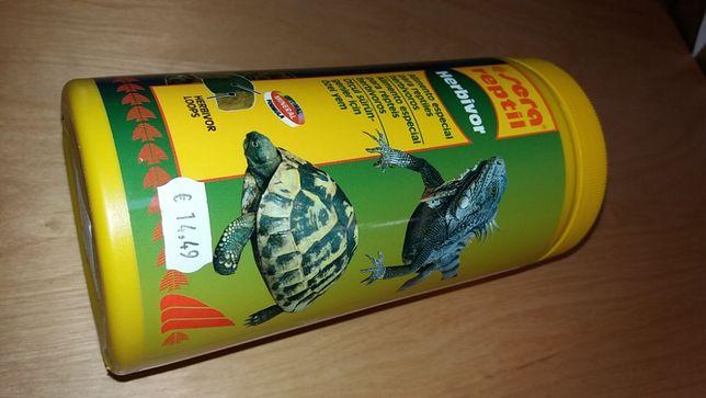 Comida para Réptil ou tartaruga herbívoro