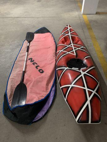 Kayak /troco por prancha de paddle