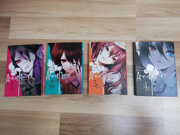 Another manga cała seria