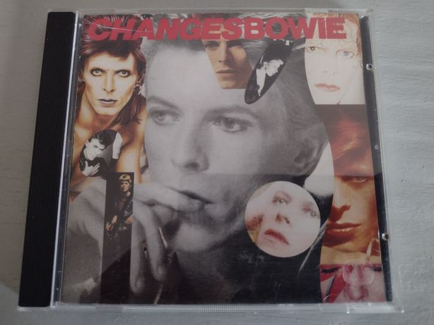 "Cd David Bowie ""Changesonebowie"""