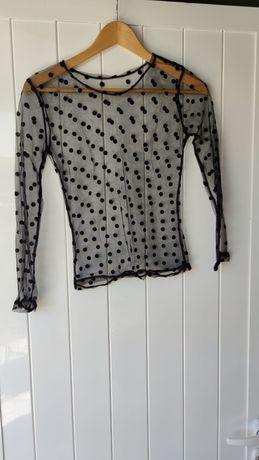 Camisola transparente