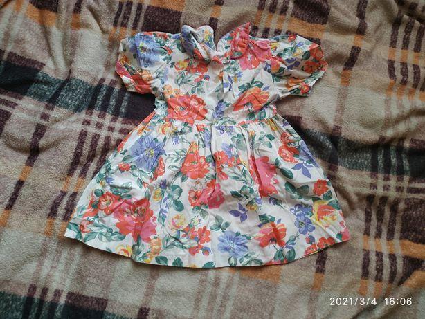 Плаття на дівчинку. Можливий обмін