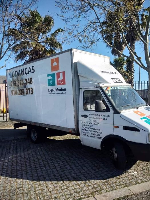 Mudanças e transportes todo o país LowCost Braga (Maximinos, Sé E Cividade) - imagem 1