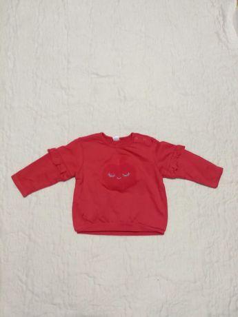 Bluza dziecięca Cool Club w rozmiarze 74