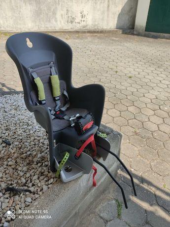 Cadeira de bicicleta polisport