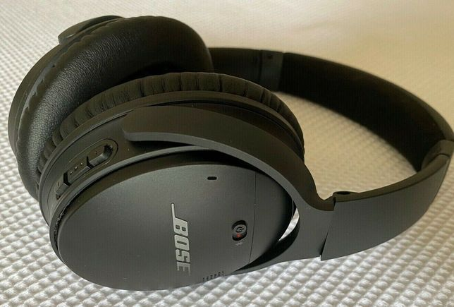 Bose quietcomfort 35, słuchawki bezprzewodowe bluetooth.