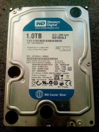Жорсткий диск WD 1TB