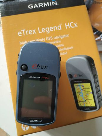 GPS Garmin eTrex Legendar HCx
