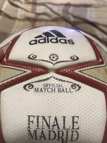 Adidas Finale Madrid Official Final Match Ball 2009/2010
