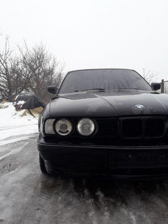 Разборка BMW E34 M50B20 ГБО (Розбірка БМВ Е34 520, ШРОТСумы Косовщина)
