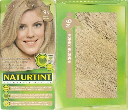 Naturtint Naturalna Farba do włosów 9N Miodowy Blond trwała