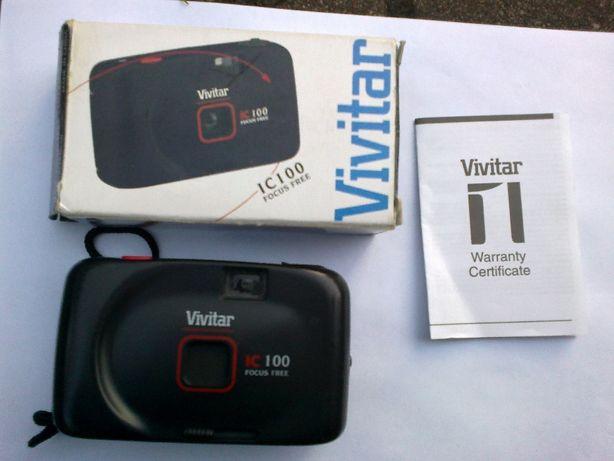 Aparat Vivitar IC 100 Focus Free - Sprzedam