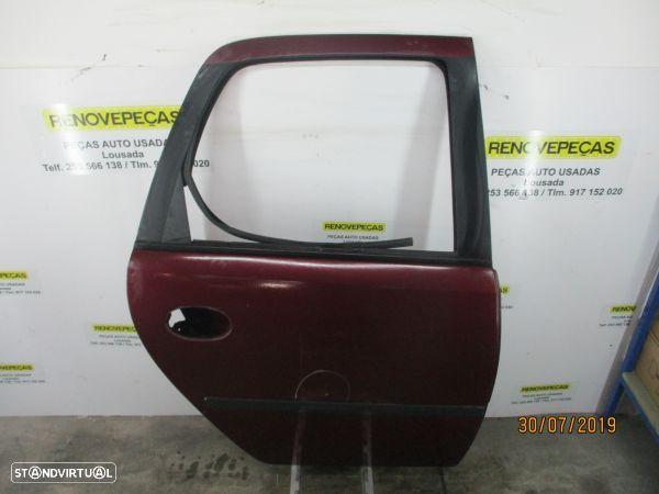 Porta Trás Dto Opel Meriva A Veículo Multiuso (X03)
