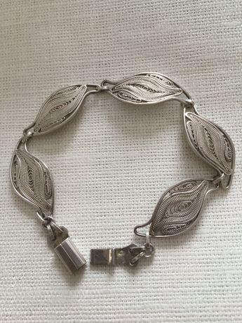 Srebro 800 bransoletka Imago Artis