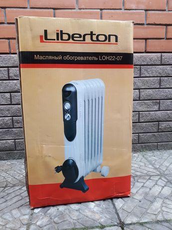 Масляный радиатор LIBERTON LOH 22-07