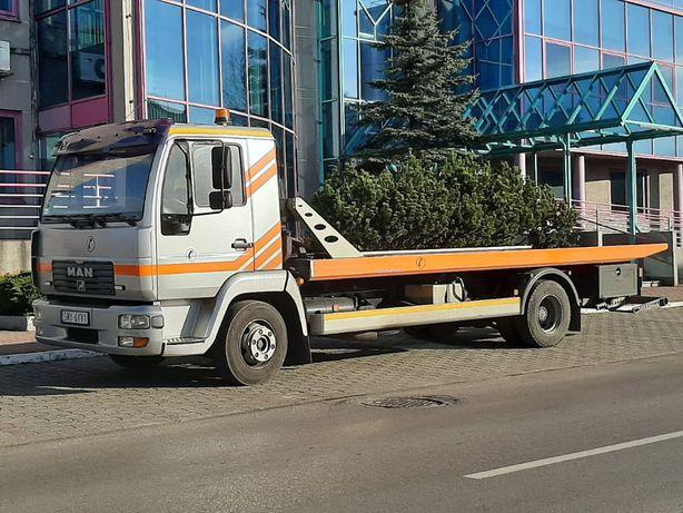 Pomoc Drogowa JAC-POL Poraj, Olsztyn, Poczesna, Żarki Letnisko