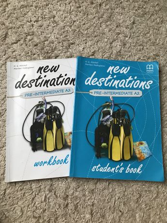 New Distinations Pre-Intermediate A2