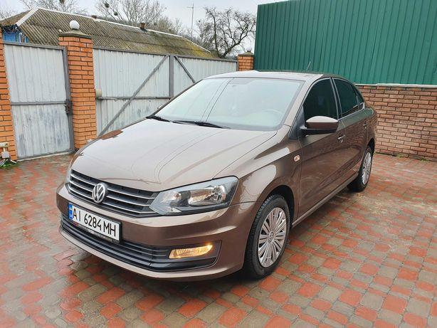 Volkswagen Polo 2017 официальный