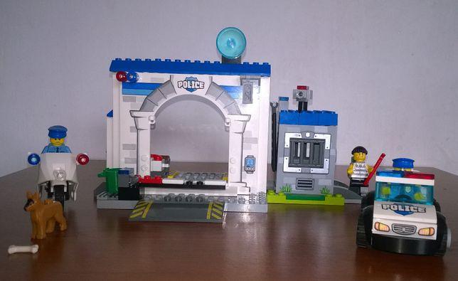 LEGO Juniors Policja Wielka Ucieczka 10675