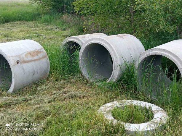 Kręgi betonowe 100/80