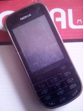 Мобильный телефон кнопочный, Нокия 202, 2 сим.