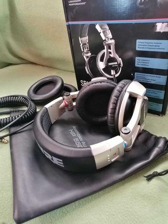 !Słuchawki Shure SRH750DJ!