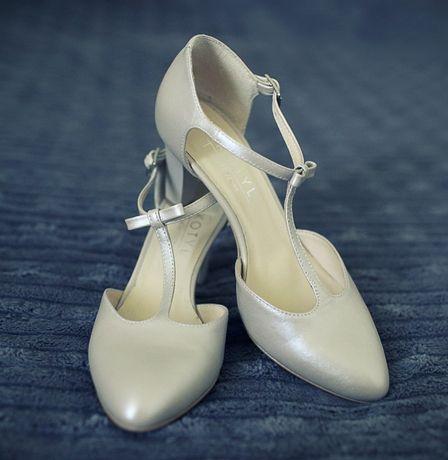 Ślubne buty marki KOTYL