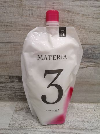 Lebel Oxy Materia Оксидант, 3%