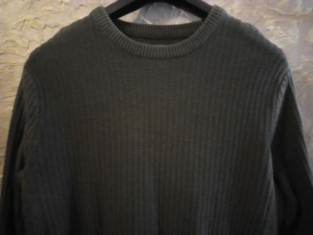 Elegancki sweter bluza męska myśliwska Rover Island L.