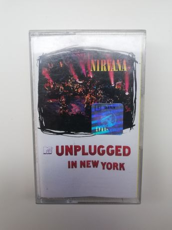 "Nirvana ""MTV Unplugged in New York"" - MC/kaseta"